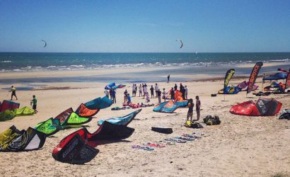 Milang social kiteboarding weekend aka charity event 9/10 december